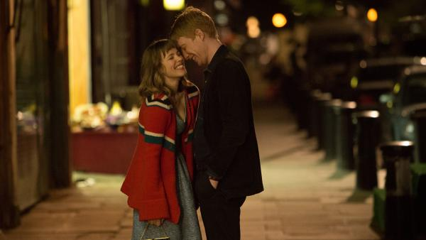 In <em>About Time</em>, Tim (Domhnall Gleeson) learns that he's inherited the ability to travel back and forth in time — and uses the gift to pursue love and a life with Mary (Rachel McAdams).