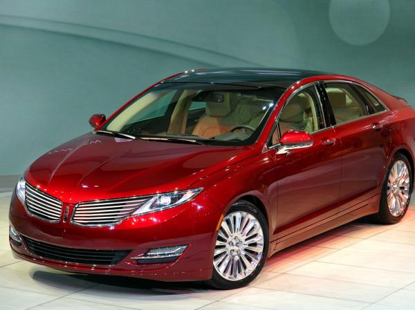 Could this car save Lincoln?
