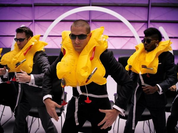 Virgin America released a song-and-dance themed safety video this week.