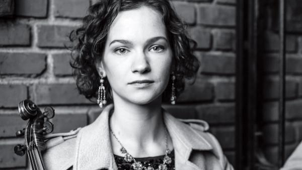 <em>In 27 Pieces: The Hilary Hahn Encores</em> comes out Nov. 11.