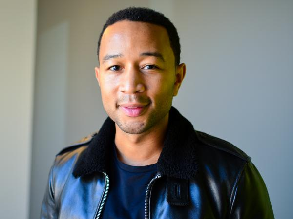 John Legend at NPR.