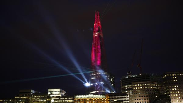London's Shard building was built with Islamic financing.