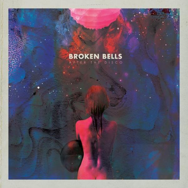 Cover art for the new Broken Bells record, <em>After The Disco</em>.