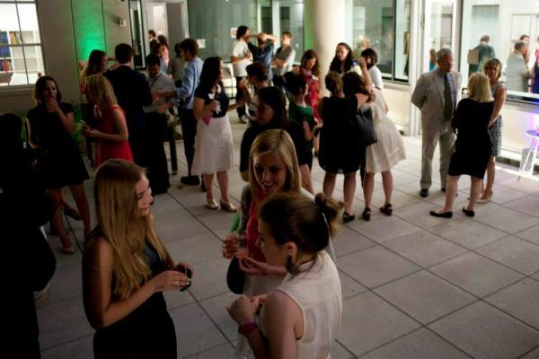 Generation Listen new NPR HQ opening event.