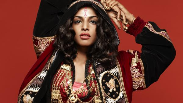 M.I.A.'s fourth album, <em>Matangi</em>, is out now.