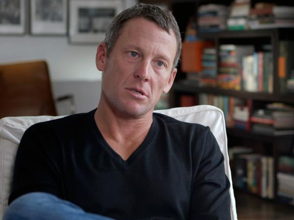 After the investigation and his public confession, Armstrong agreed to one last interview with Gibney.