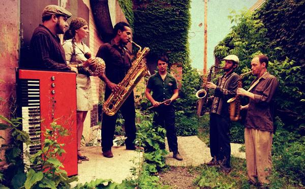 Members of the Afrobeat band, Soul Jazz Orchestra. (Soul Jazz Orchestra)