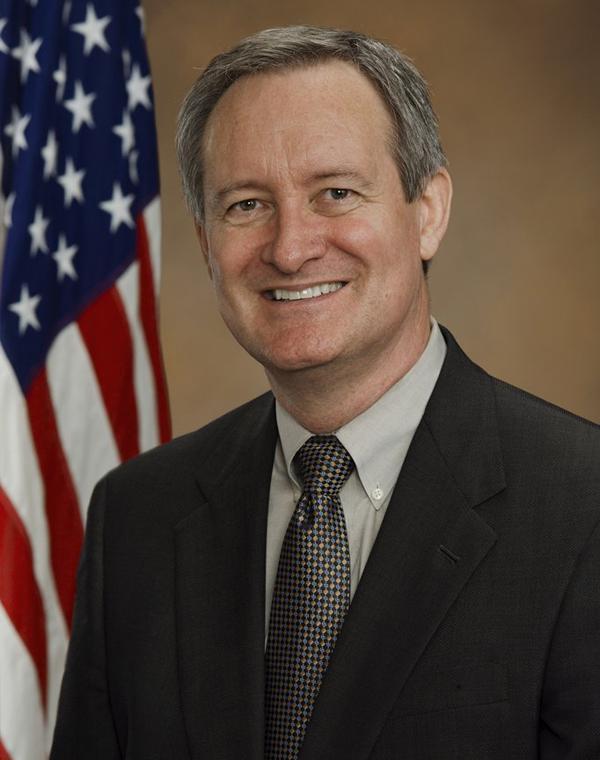 US Senator Mike Crapo