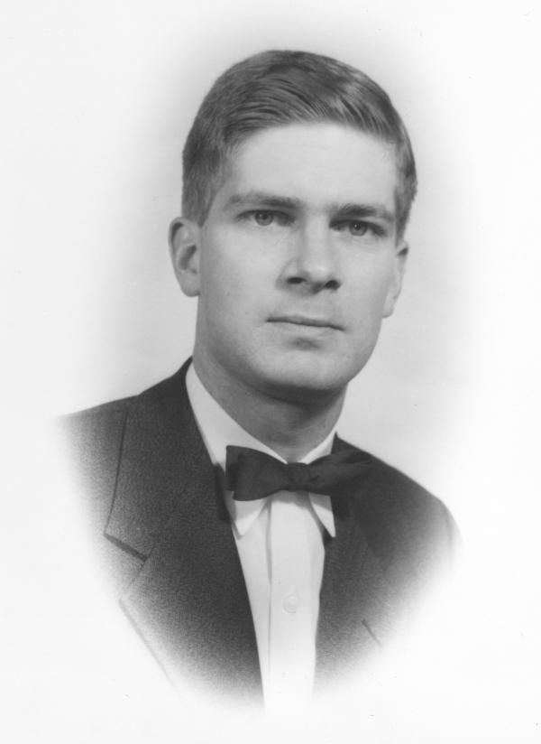 James H. Billington, circa 1963.