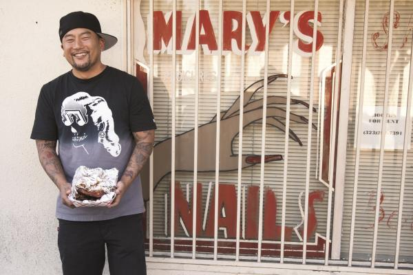 Chef Roy Choi was named <em>Food and Wine Magazine</em>'s Best New Chef in 2010.