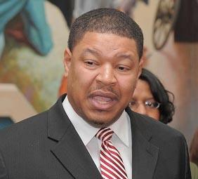 State Rep. Steve Webb (D, North St. Louis County)