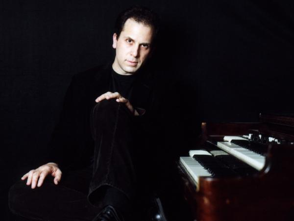 Larry Goldings is known for his skill on both organ and piano.