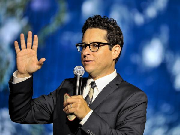 J.J. Abrams attends an event for his recent film, <em>Star Trek: Into Darkness,</em> in Tokyo in August.