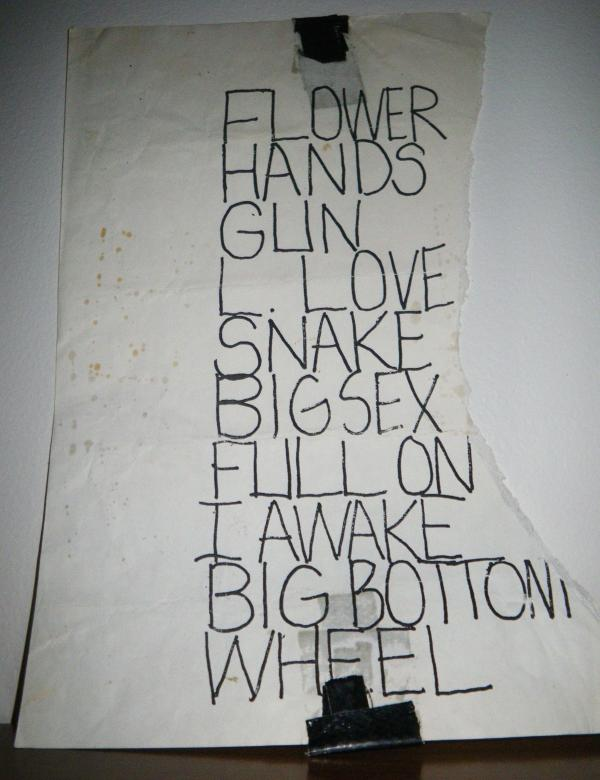"<p>Soundgarden at the Newport Music Hall (Columbus, OH), Mar. 14, 1990.</p><p><em></em><em>""They were the first band of the night. Second band was Faith No More and Voi Vod was the headliner. Tickets were $12.50. Seems like last week.""</em> - Ryan Hamler</p>"