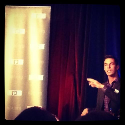 <strong>Ari Shapiro</strong>, NPR White House correspondent and soon-to-be London correspondent, shared the story of his career.