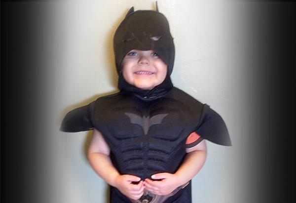 Miles, 5, who has leukemia, wishes to be a superhero. The Make-a-Wish Foundation is enlisting San Franciscans to make his wish come true. (Make-a-Wish)