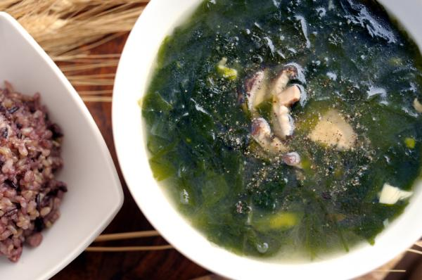 According to legend, Japanese chemist Kikunae Ikeda discovered the food additive monosodium glutamate in 1908 after contemplating the meaty flavor of seaweed soup.