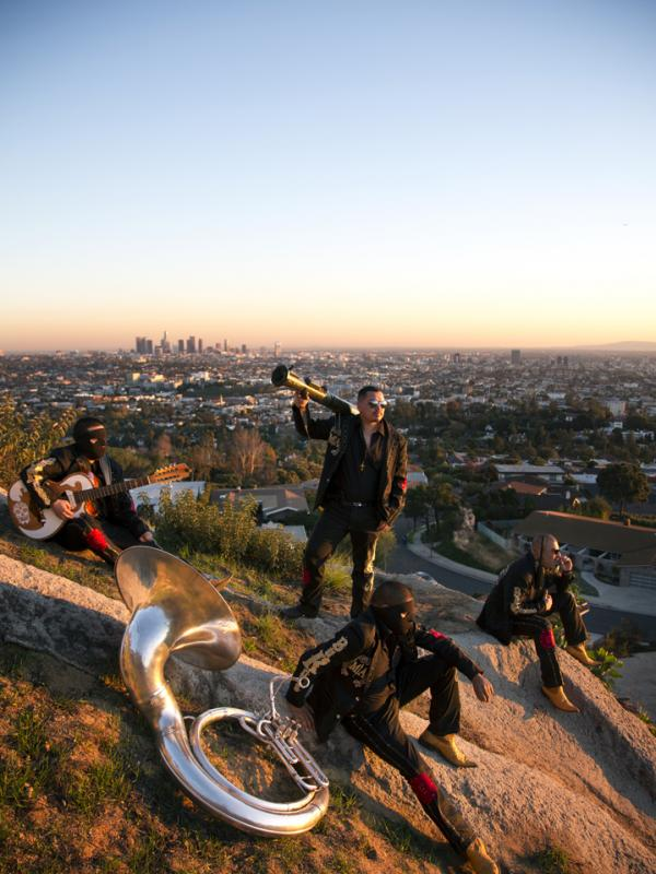 <em>Narco Cultura</em> follows the LA-based <em>narcocorrido</em> band Los Bukanas de Caliacan as they sell out nightclubs in both the U.S. and Mexico.