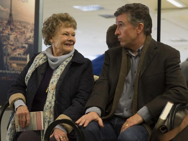 Philomena (Judi Dench) proves to have her own strength as she and journalist Martin Sixsmith (Steve Coogan) set out on a search for her stolen son.