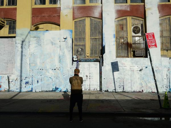 5Pointz is set to be demolished by the end of the year to make way for luxury apartments.