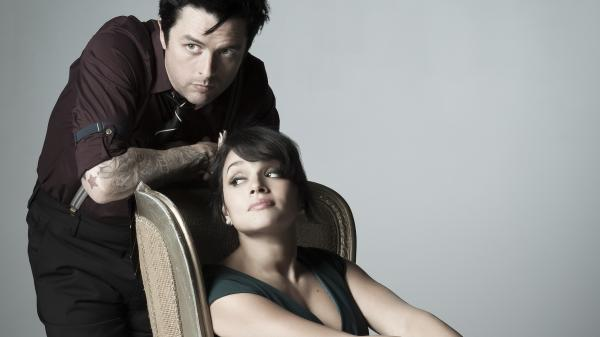 <em>Foreverly</em>, a new album from Norah Jones and Green Day's Billie Joe Armstrong, was released today.