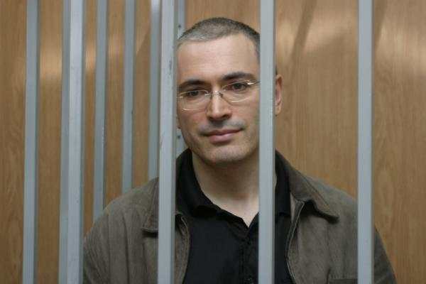 Mikhail Khodorkovsky, a Russian former oil billionaire, was imprisoned on charges of tax evasion and fraud. He is considered the best known Russian political prisoner. (khodorkovsky.com)
