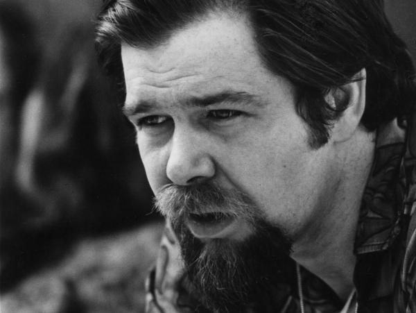 Dave Van Ronk at the 1968 Philadelphia Folk Festival.