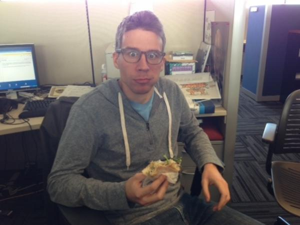 Intern Steven reacts to the news we canceled his subscription to<em> O</em> magazine.