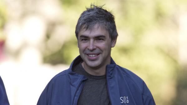 <p>Larry Page.</p>