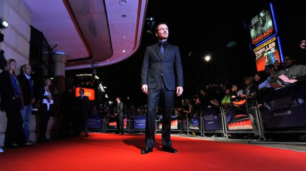 <p>Actor Michael Fassbender attends the 'Shame' premiere during the 55th BFI London Film Festival on October 14, 2011 in London, England.</p>