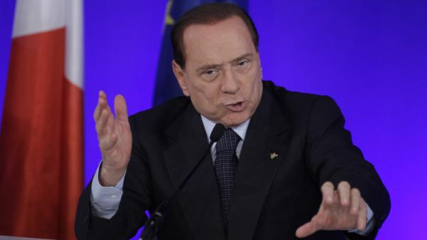 Italian Prime Minister Silvio Berlusconi during the G-20 summit last Friday in Cannes, France.
