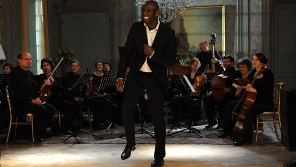 Omar Sy plays Driss in the hit French film <em>The Intouchables</em>. The feel-good movie won numerous awards in France, but has met with a mixed reaction in the U.S.