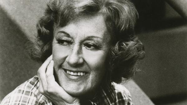 Marian McPartland hosted NPR's <em>Piano Jazz </em>for 33 years.
