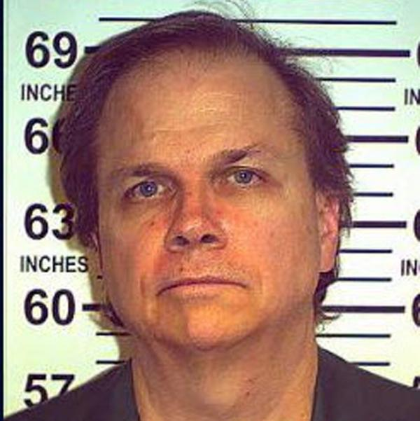 Mark David Chapman in May 2012.