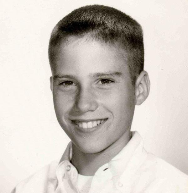 Mitt Romney at age 11 at Cranbrook School in Bloomfield Hills, Mich., in 1958.