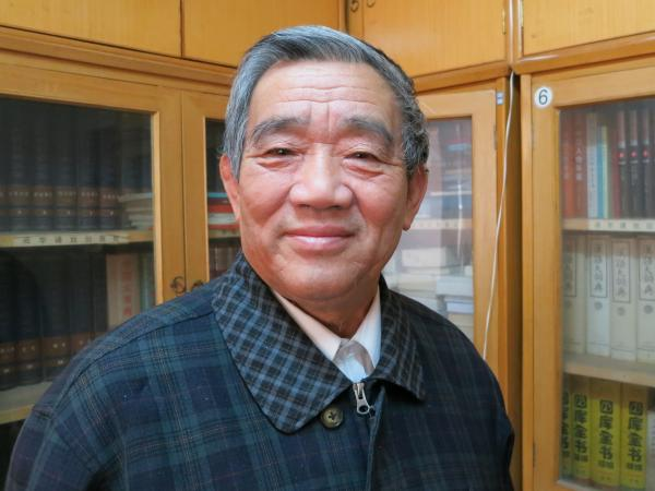 "Yang Jisheng, 72, spent a decade working undercover, secretly amassing official proof of China's great famine. ""When you are writing history, you can't be too emotional. You need to be calm and objective,"" he says. ""But I was angry the whole time. I'm still angry."""
