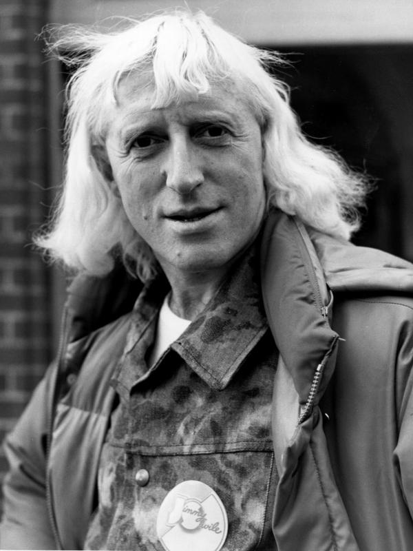 "A new police report says of the late Jimmy Savile, seen here in 1973, ""the scale of his abuse is believed to be unprecedented in the UK."""