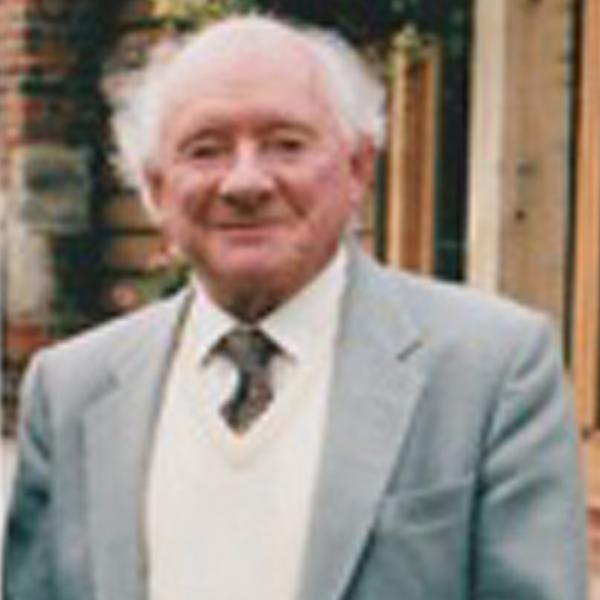 Stuart Freeborn, in an undated photo provided by his granddaughter, Michelle Freeborn.