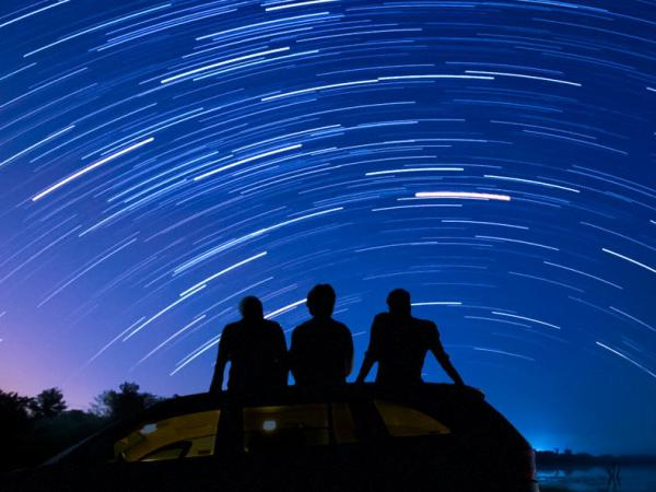 In this episode, TED speakers look up to the night sky and consider our relationship with what might out there.