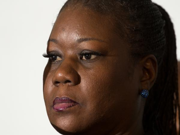 Sybrina Fulton, mother of Trayvon Martin.