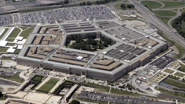 The Pentagon. New Defense Secretary Chuck Hagel wants a review of how sexual assault cases are adjudicated by the military.