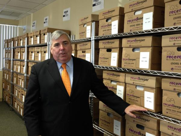 Norfolk County District Attorney Michael Morrissey is reviewing thousands of files to determine which cases must be thrown out or retried because of potentially tainted evidence.