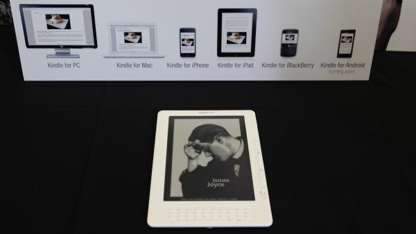 The Amazon Kindle e-reader could see greater integration with Goodreads, following Thursday's announcement that the online retail giant was buying the the social book-recommendation site.