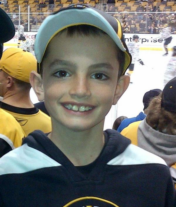 This undated photo provided by Bill Richard, shows his son, Martin Richard, in Boston. Martin Richard, 8, was among the at least three people killed in the explosions, Monday, April 15, 2013, at the finish line of the Boston Marathon.