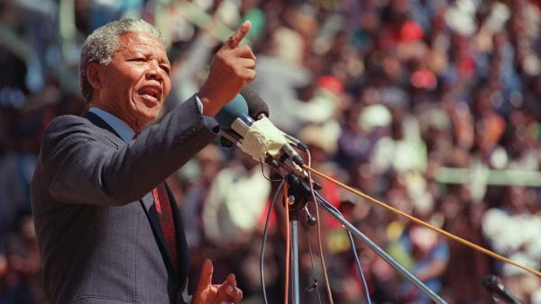 The former South African president Nelson Mandela has lived a life filled with rich musical associations.