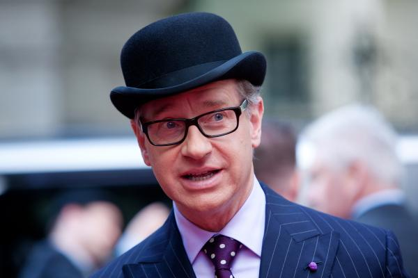 Paul Feig, dapper as ever.