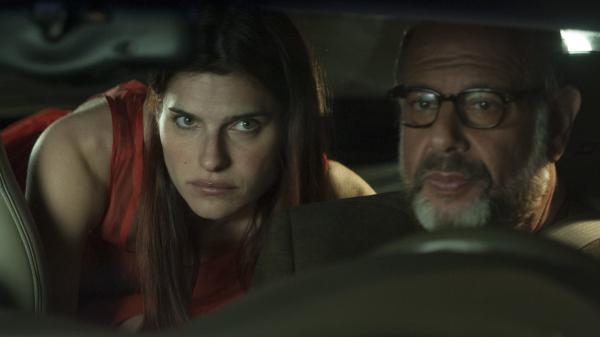 Both Lake Bell and Fred Melamed say they became interested in voice-over work because it didn't matter what you looked like. They play father and daughter voice-over artists in <em>In a World ...</em>