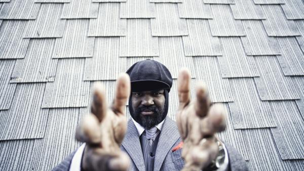 Gregory Porter's new album, <em>Liquid Spirit</em>, comes out Sept. 17.