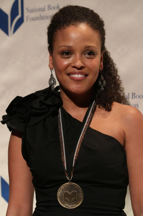 Jesmyn Ward won the 2011 National Book Award for Fiction for her book <em>Salvage the Bones</em>.