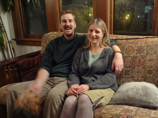 Jessica Jaglowski will no longer be covered by Wisconsin's Medicaid program. She and her husband, Bill Bellin, will be shopping on HealthCare.gov for her insurance.